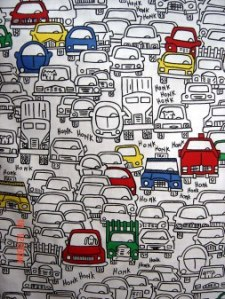 traffic-jam-cartoon